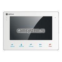 Optimus VM-7S(белый) -  Монитор видеодомофона