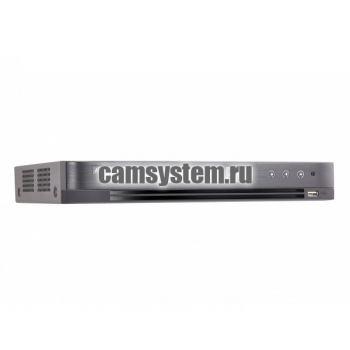 Hikvision DS-7216HQHI-K1 - 16 канальный гибридный HD-TVI видеорегистратор по цене 18 490.00 р.