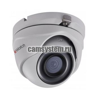 HiWatch DS-T203P(B) (6 mm) - 2Мп уличная HD-TVI камера по цене 3 030.00 р.