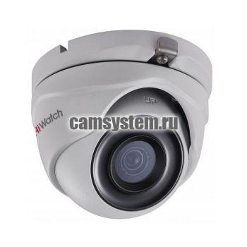 HiWatch DS-T203P(B) (2.8 mm) - 2Мп уличная HD-TVI камера по цене 3 030.00 р.
