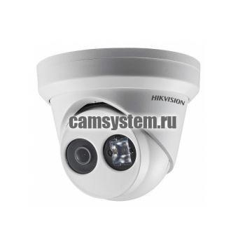 Hikvision DS-2CD2323G0-IU (4mm) - 2Мп уличная IP-камера по цене 11 890.00 р.
