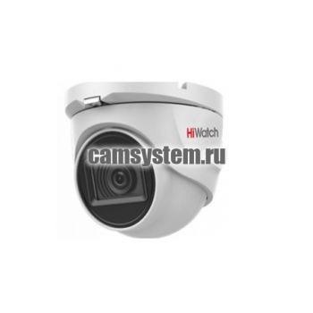 HiWatch DS-T803 (2.8 mm) - 8Мп уличная HD-TVI камера по цене 5 160.00 р.