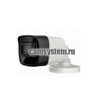 HiWatch DS-T800 (3.6 mm) - 8Мп уличная HD-TVI камера по цене 4 902.00 р.