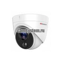 HiWatch DS-T513 (3.6 mm) - 5Мп уличная купольная HD-TVI камера