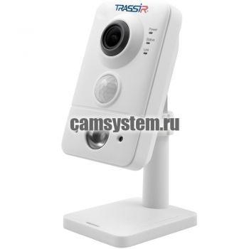 TRASSIR TR-D7121IR1 v5(1.9 мм) по цене 8 990.00 р.