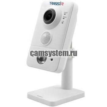 TRASSIR TR-D7121IR1W v2(2.8 мм) по цене 6 590.00 р.