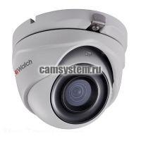 HiWatch DS-T503 (B) (3.6 mm) - 5Мп уличная HD-TVI камера